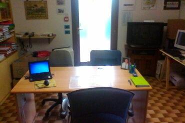Proseguono i lavori i ristrutturazione interna del Centro di Ascolto